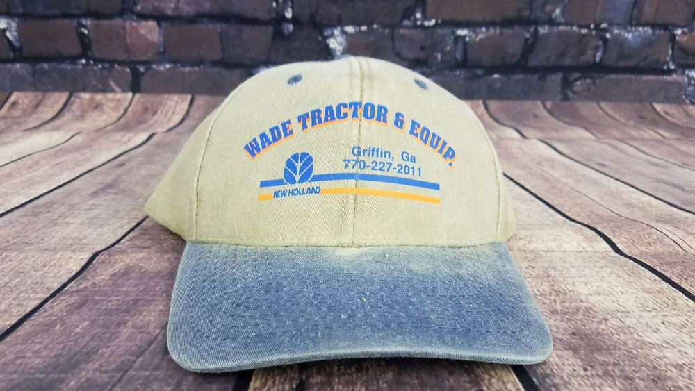 f76a7564688c2 Vintage NEW HOLLAND TRACTOR
