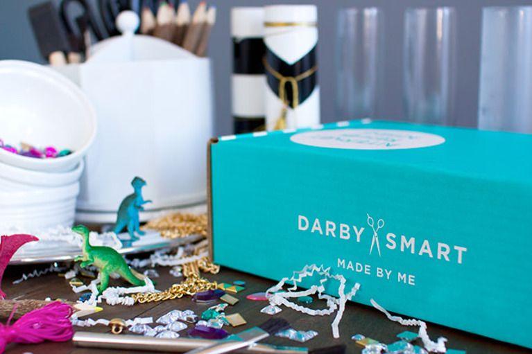 Girls Night DIY by #darbysmart