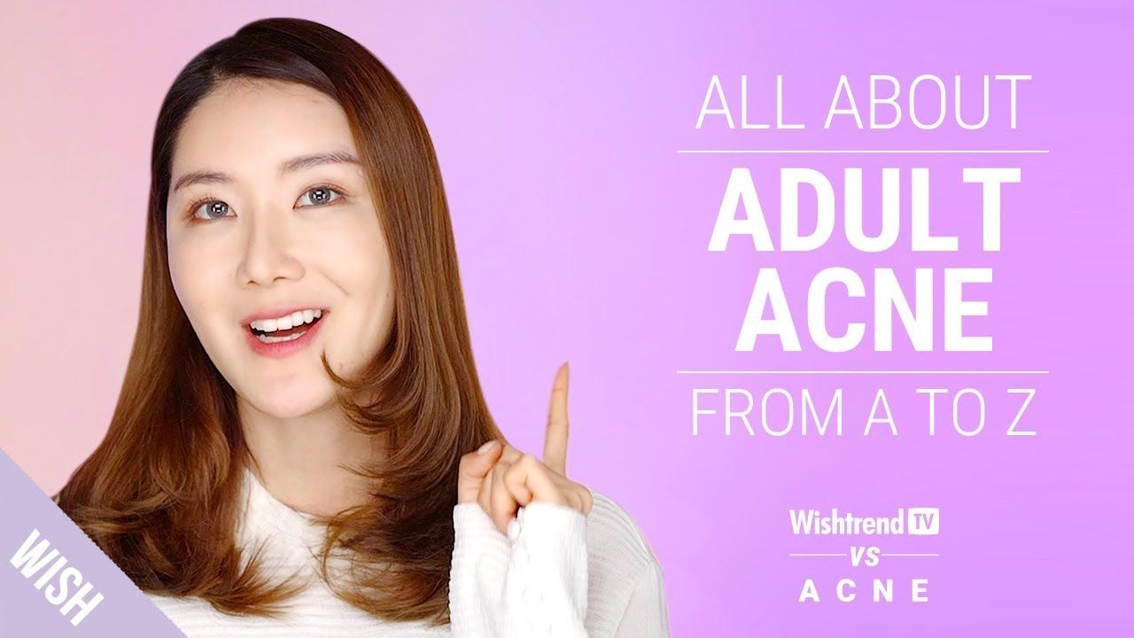 How to completely get rid of adult acne wishtrendtv vs acne