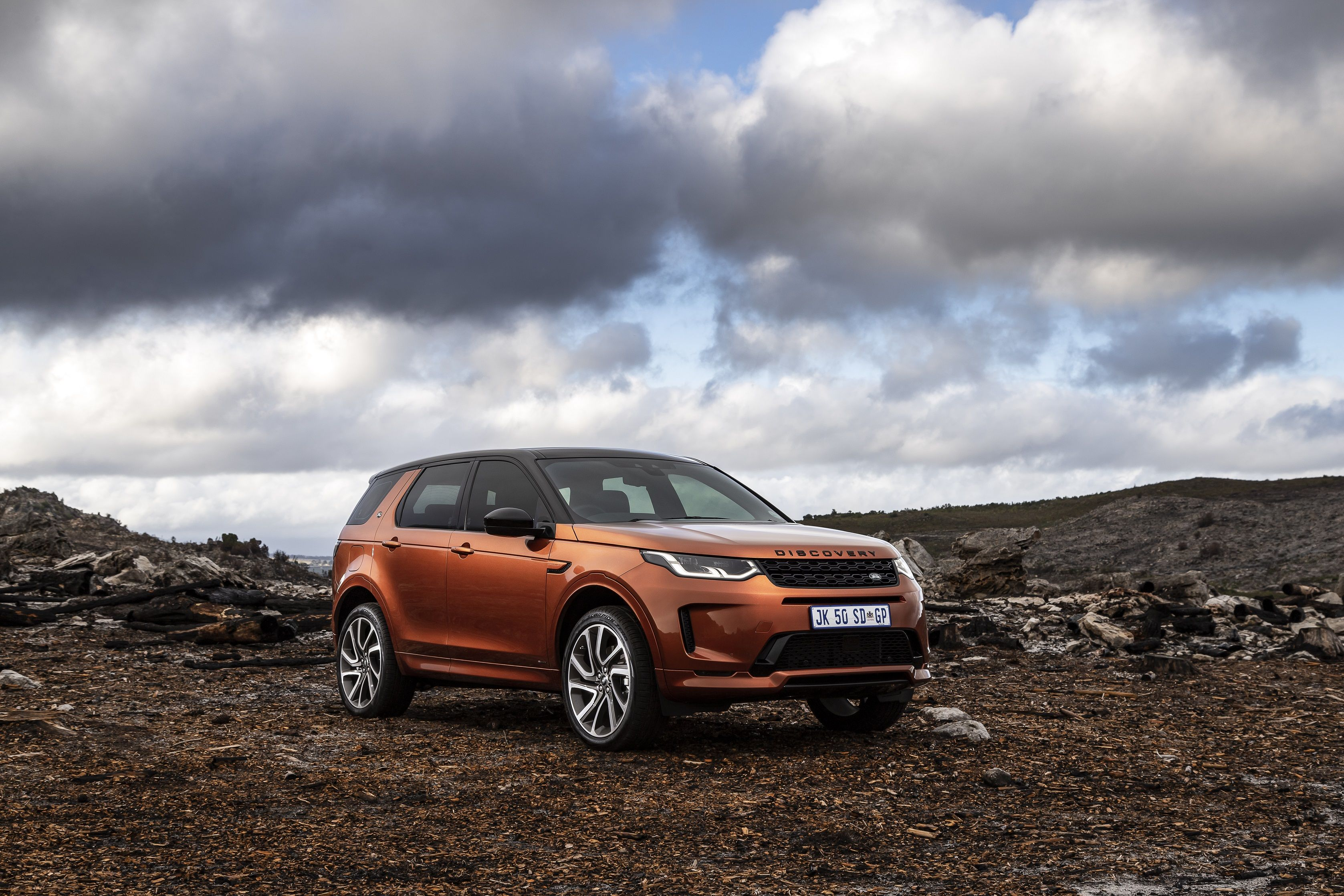2020 Land Rover Discovery Sport D180 HSE in 2020 Land