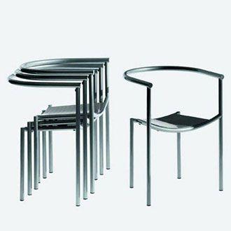 Superior Philippe Starck Von Vogelsang Stacking Chair Driade