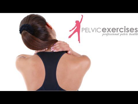 physio neck exercises stretch  relieve routine  youtube