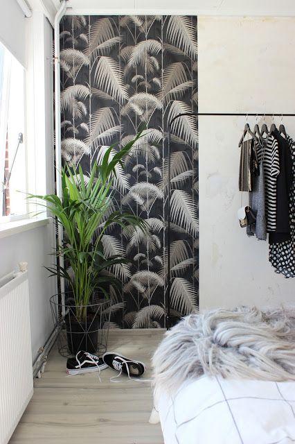 huisjeaandehaven, misterdesign, cole&son, behang, wallpaper, bedroom, diy, slaapkamer, blogpost, woonblogger
