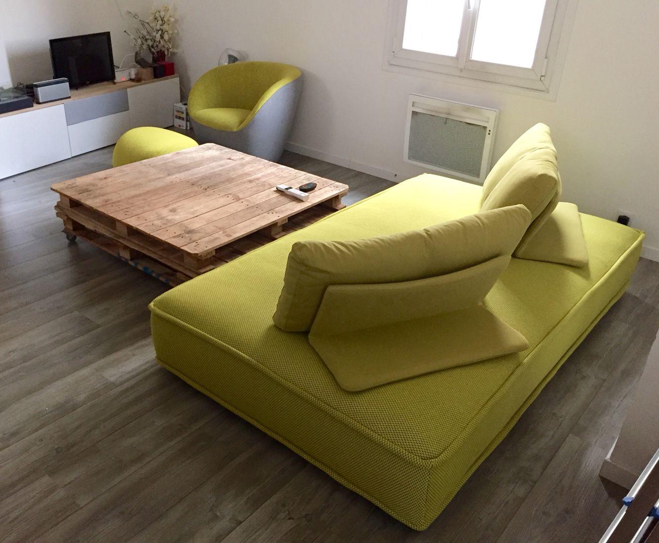 roche bobois floor cushion seating. Roche Bobois Escapade Floor Cushion Seating