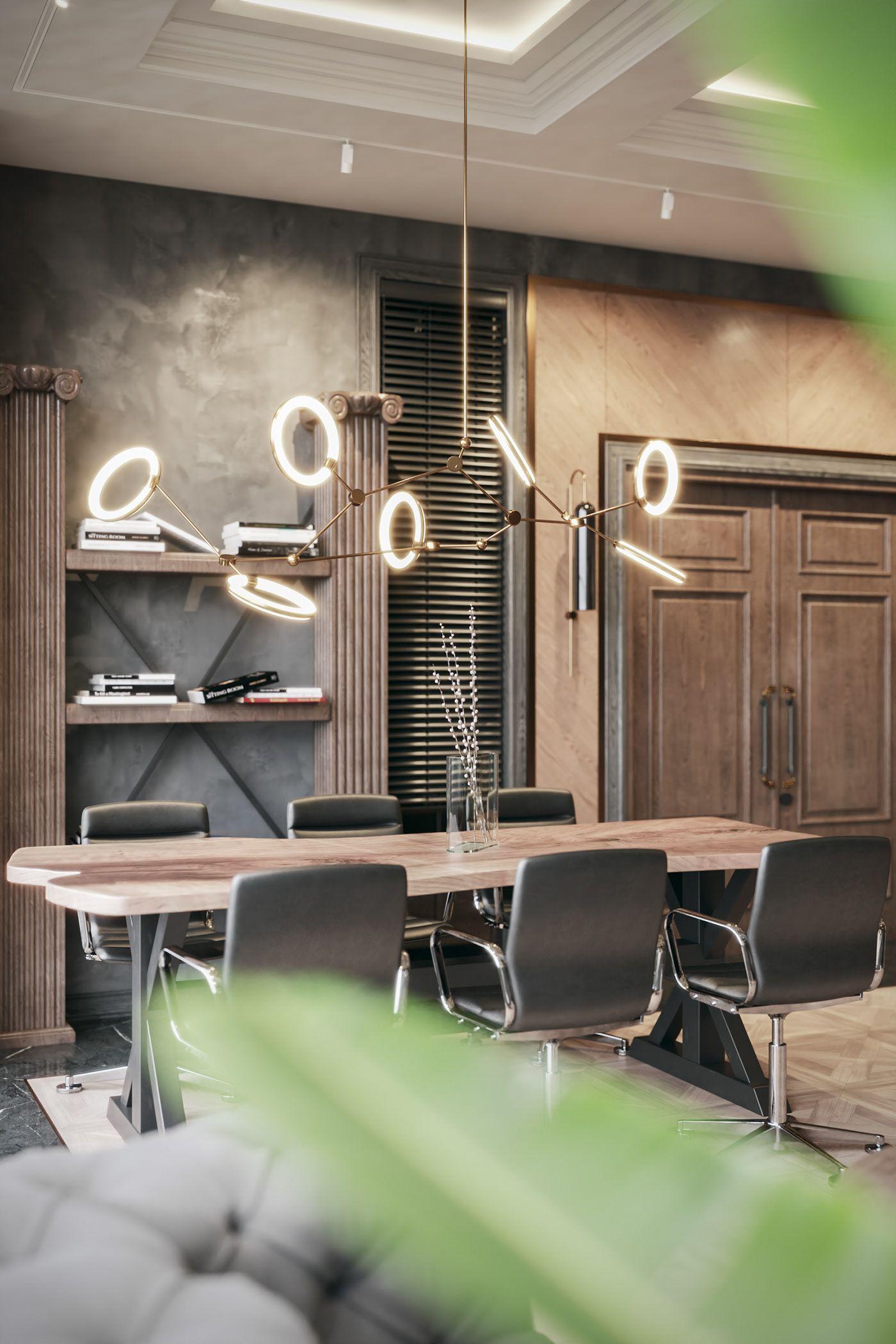 Autodesk Room Design: Autohaus RD Office Space / Ankara TR (VraynextGPU) On