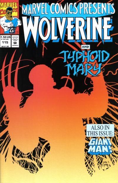 Marvel Comics Presents # 115 by Steve Lightle