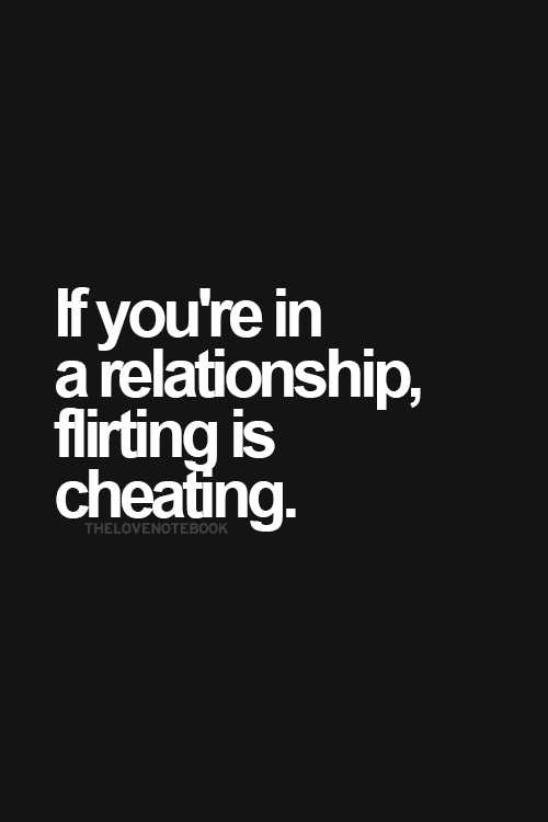 flirting vs cheating infidelity stories quotes without women