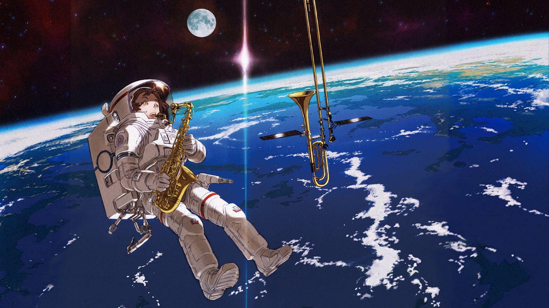 Anime Music Platina Jazz 1080p Wallpaper Hdwallpaper Desktop Hd Wallpaper Wallpaper Anime Anime music desktop wallpaper
