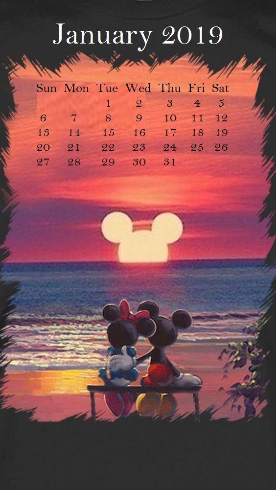Cute August 2018 iPhone Calendar Wallpapers Calendar
