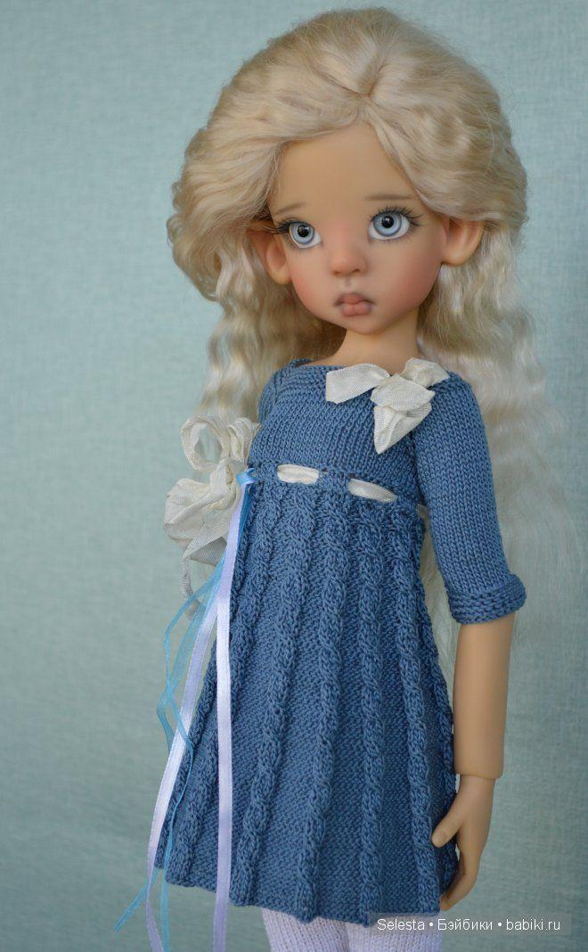 Моя Лайлочка от Kaye Wiggs! / Куклы Кайе Виггз, Kaye Wiggs dolls / Бэйбики. Куклы фото. Одежда для кукол