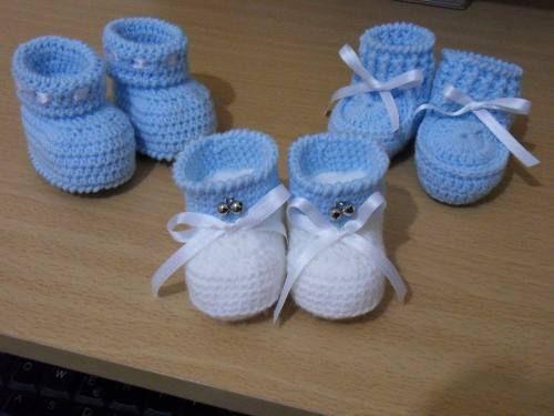 Tejidos de beb s recien nacidos imagui crochet - Labores de crochet para bebes ...