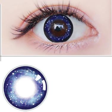 Cosplay Night Purple Two Piece Yc20335 Colored Eye Contacts Cosplay Contacts Colored Contacts