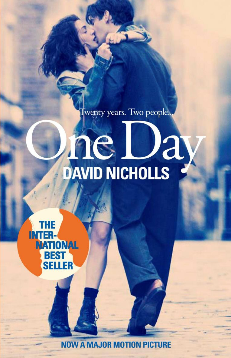 One Day David Nicholls One Day David Nicholls One Day Book Readers Quotes