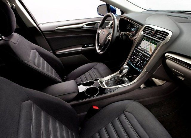 2014 Ford Fusion Hybrid Fotos De Carros Carros Sonhos