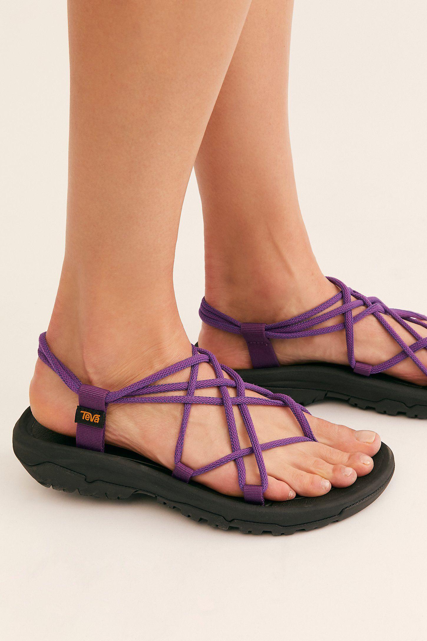 Teva Hurricane Xlt Infinity Sandals Free People In 2020 Teva Funky Shoes Teva Sandals