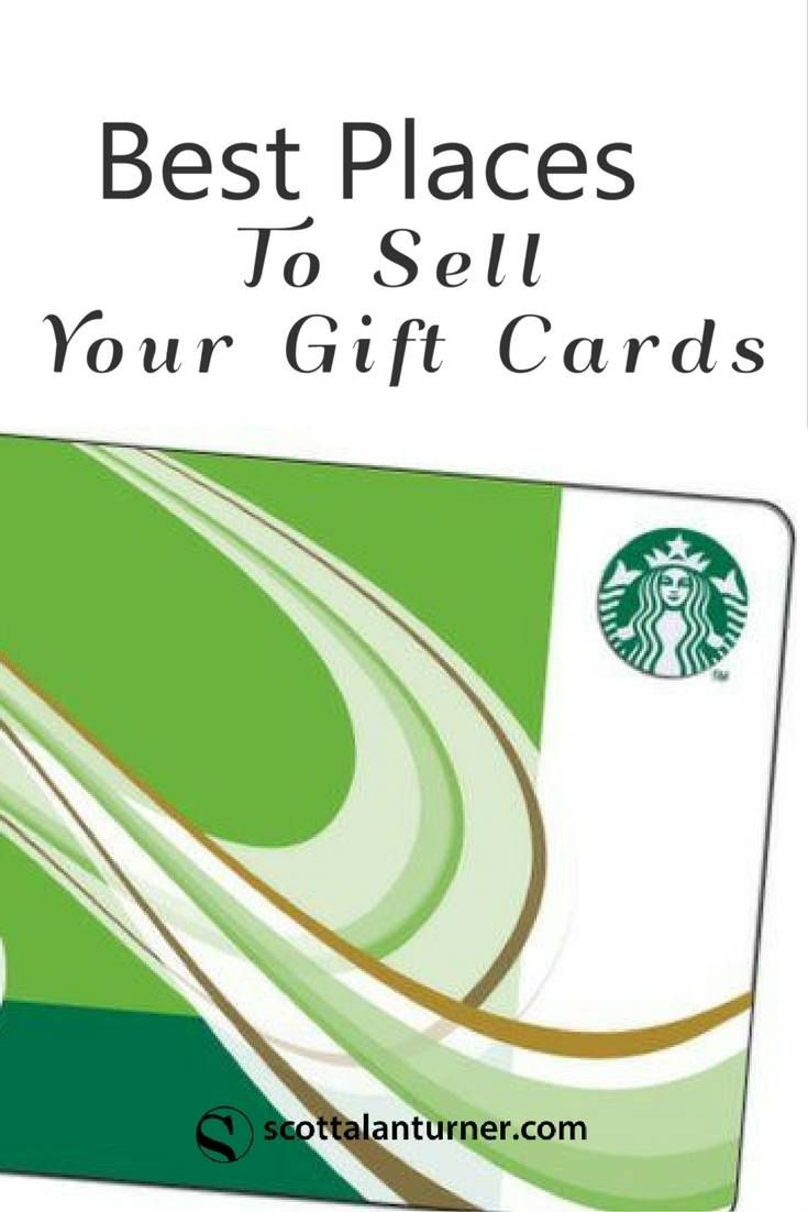 Best Places To Sell Your Gift Cards   Gift cards, To sell and Places