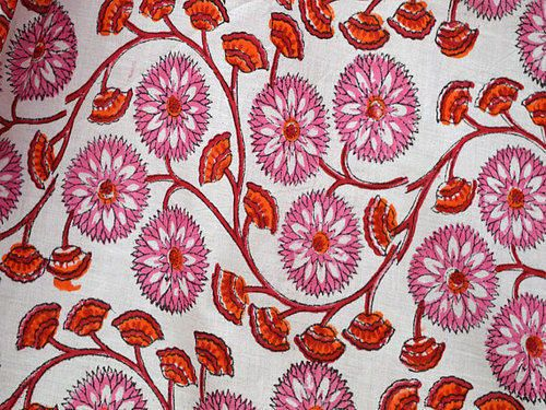 Vegetable Dye Soft Cotton Fabric With Floral Printed You Can Purchase From  Below Link Or Whatu0027s