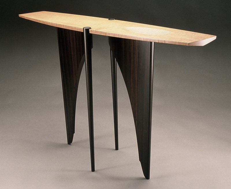 Michael Fortune is a furniture designer and