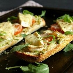Delicious appetizer - cool image
