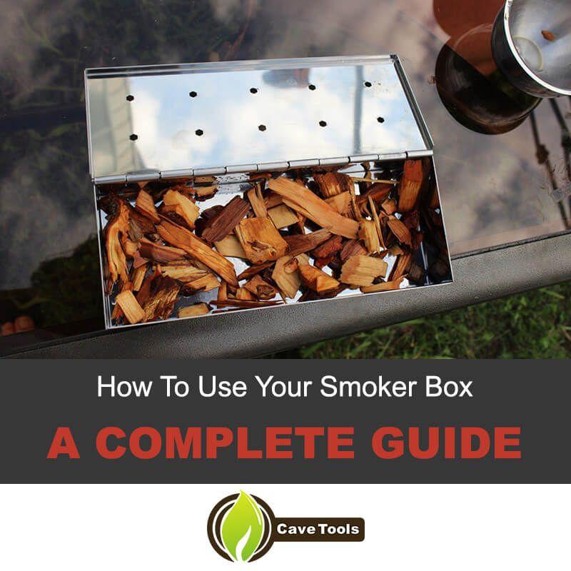 Grill Master University Smoker box recipes, Smoker box