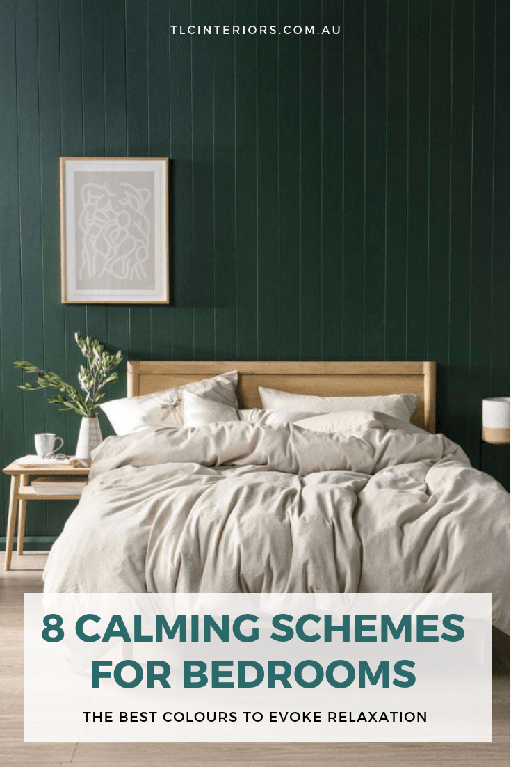 The most calming bedroom colour schemes to try images