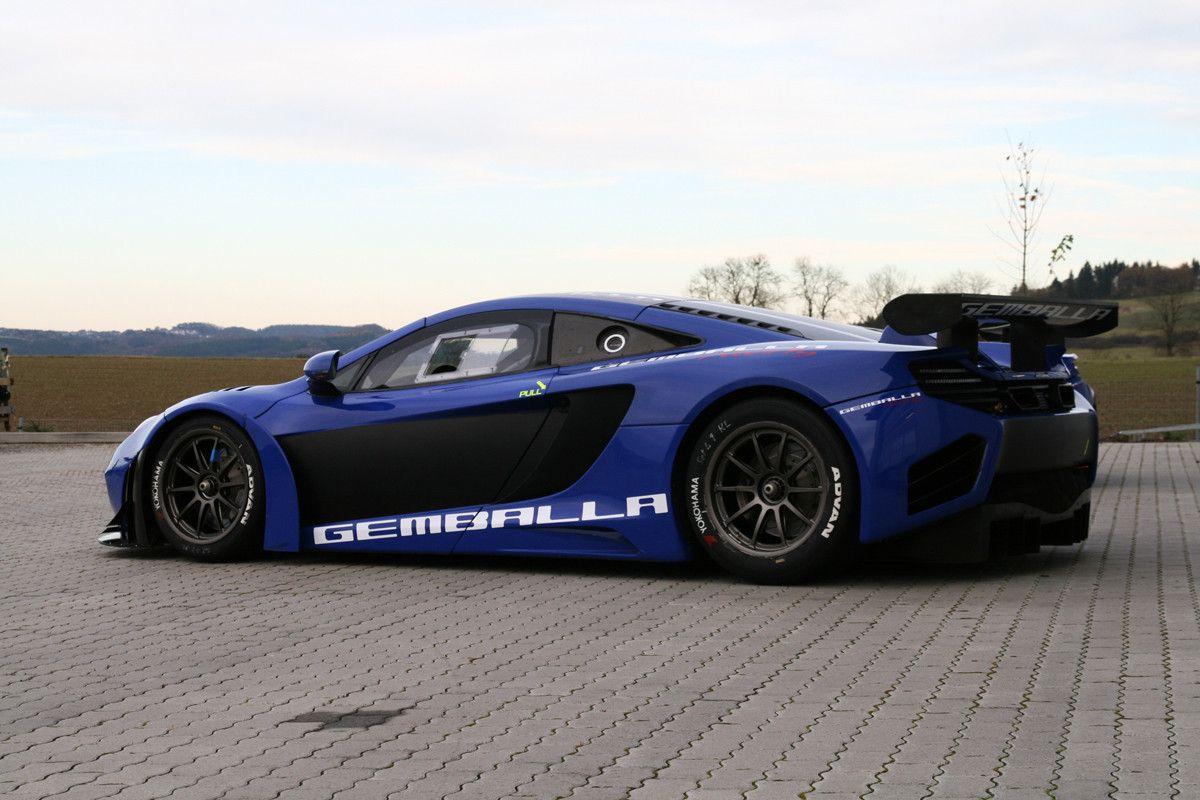 ❦ GEMBALLA RACING –McLaren MP4-12C GT3 | Cars | Pinterest | Mp4 ...
