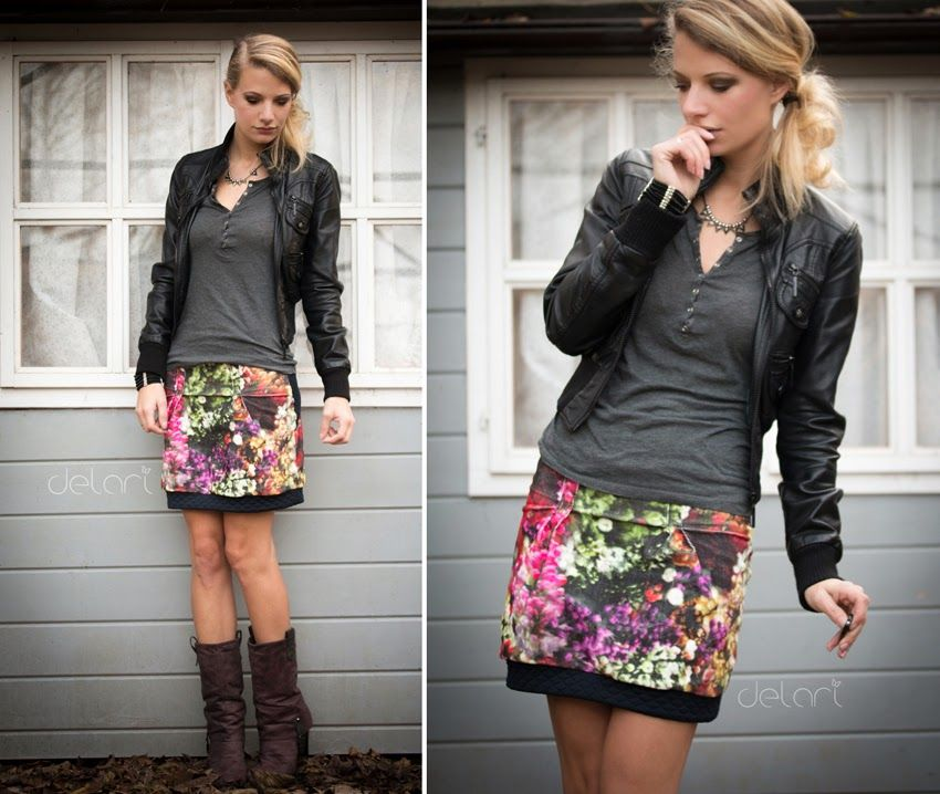 Skirt / my Hedy / petit et jolie / delari | sewing for me ...