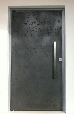 Pewter Lunar Steel Exterior Door Doors Pinterest Pewter Doors