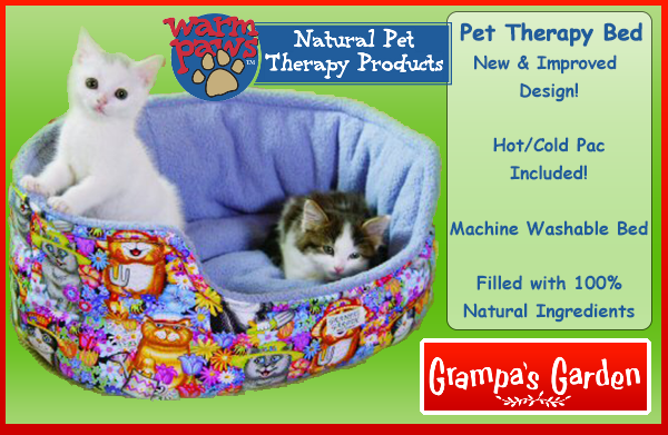 Pet Therapy Bed SAVE 15 New and improved with higher