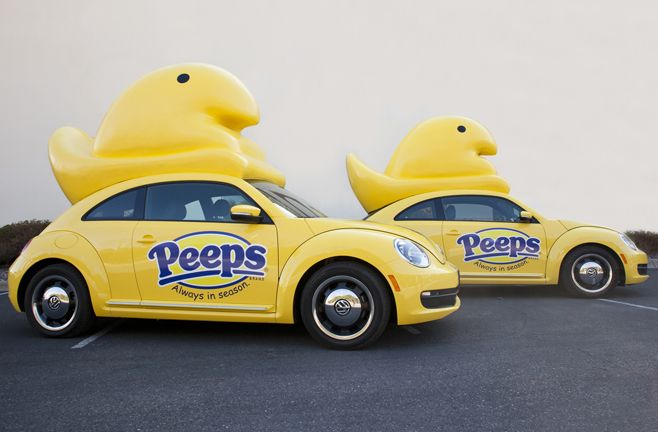 The PEEPSTERS Cars