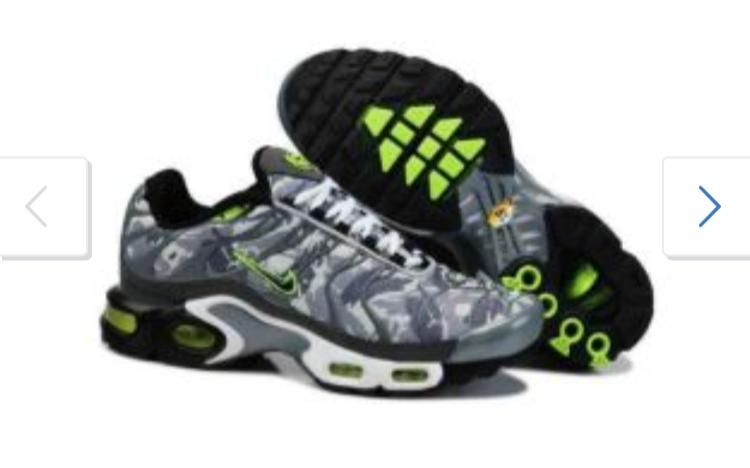 Épinglé par Tref Dlmt sur Chaussures | Nike air max tn, Nike