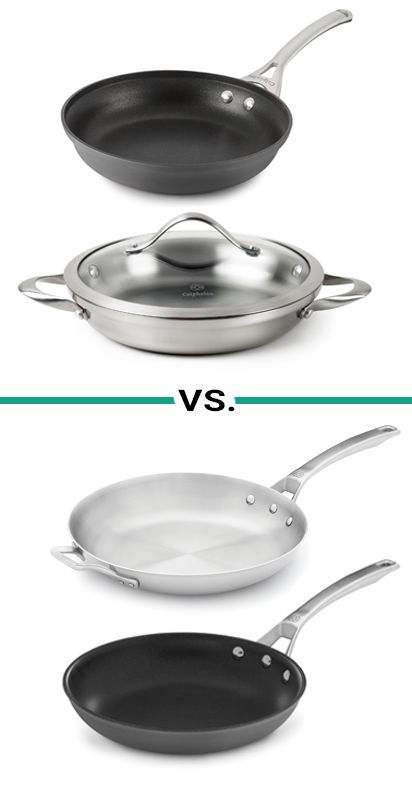 In This Comparison Of Calphalon Contemporary Vs Signature Cookware You Ll Learn How These Colle Contemporary Cooking Design