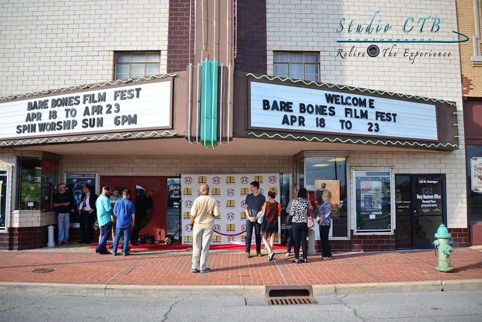 Bare Bones Film Festival 4 19 2017 Muskogee Ok Screening Of Film Tinker W Christiankane Claynecrawford In 2020 Film Film Festival Christian Kane