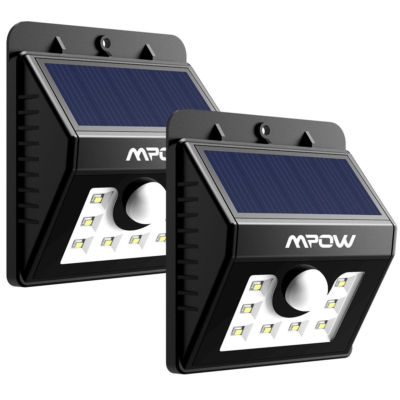 Mpow Solar Lights, 2-Pack LED Motion Sensor Wall Light Bright Weatherproof Wireless Security Outdoor Light with Motion Activated ON/OFF for Step, Garden, Yard, Deck only $24.99 from https://www.amazon.com/gp/product/B015CCL1V2/ref=as_li_ss_tl?pf_rd_m=ATVPDKIKX0DER&pf_rd_s=merchandised-search-4&pf_rd_r=TCKXHZY6A7117CHKHEXV&pf_rd_t=101&pf_rd_p=e8b2dbe3-4894-5132-8283-8e49c29a5c83&pf_rd_i=495224&linkCode=ll1&tag=pinhome-20&linkId=3c5d0bb2bc4f28d0c8024c1a96546972