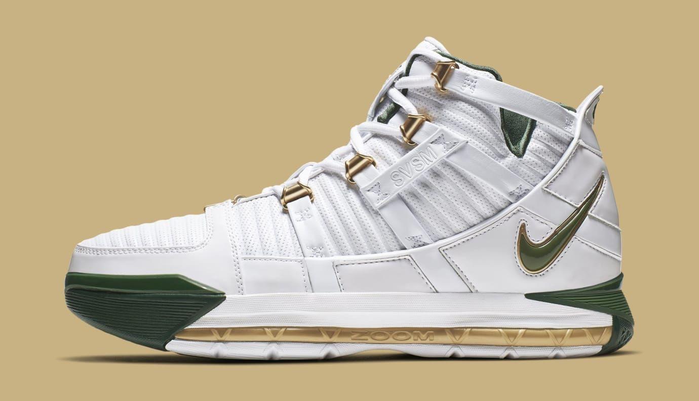Nike Zoom LeBron 3 'SVSM Home' AO2434