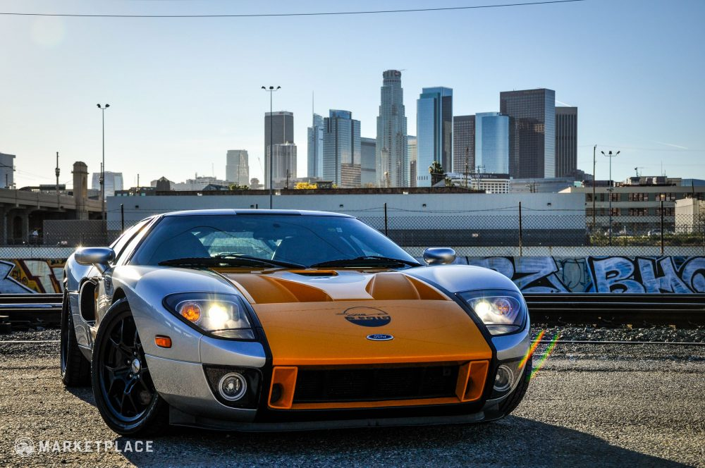 Camilo Pardo 2005 Ford Gt Signature Series Ford Gt Ford