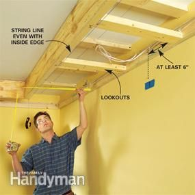 How To Build A Soffit Box With Recessed Lighting Light