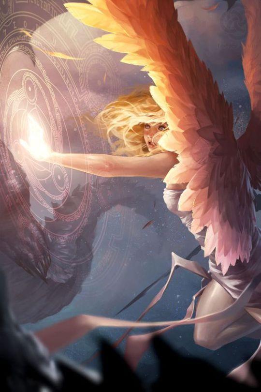 Photo of Angel Week: New Spells