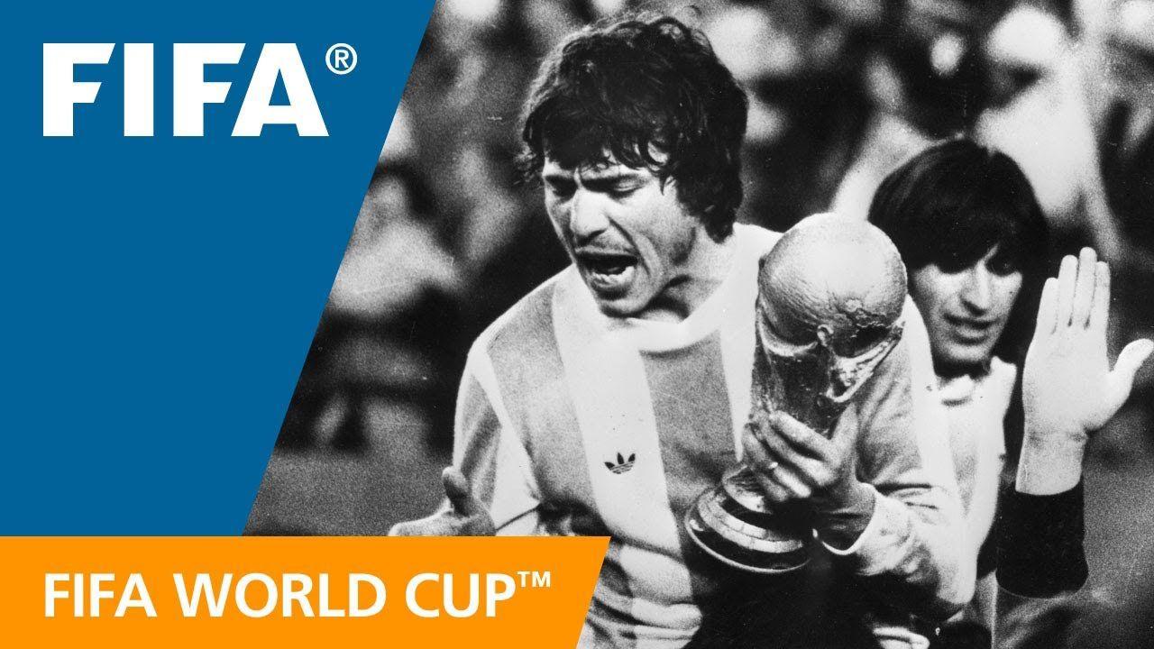 1978 WORLD CUP FINAL Argentina 31 Netherlands