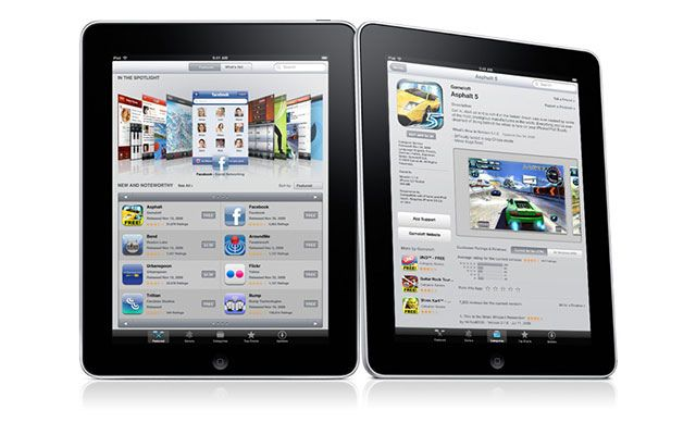 The Ipad With A Revolutionary 9 7 Inch Touch Screen And Amazing New Apps It Does Things No Tablet Pc Netbook Or E Reader Could Starts At 499 Full Deta