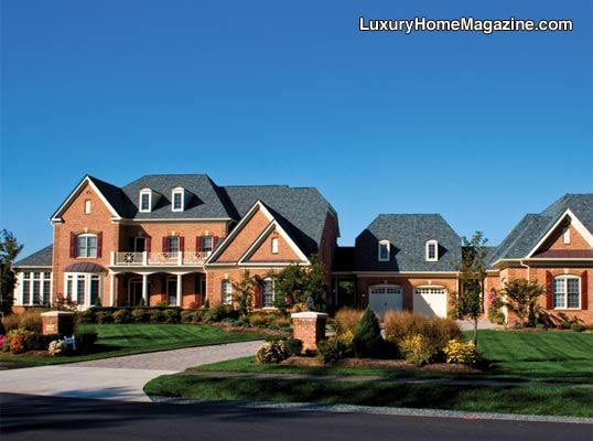Luxury Home Magazine Washington D C Maryland Northern Virginia Dream Home Designs
