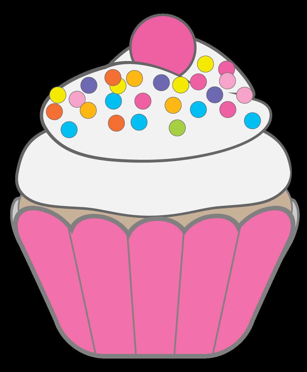 Birthday cake cupcake. The barefoot chorister mama