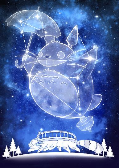 Starry Sky Toh Sky anime, Anime love story, Anime