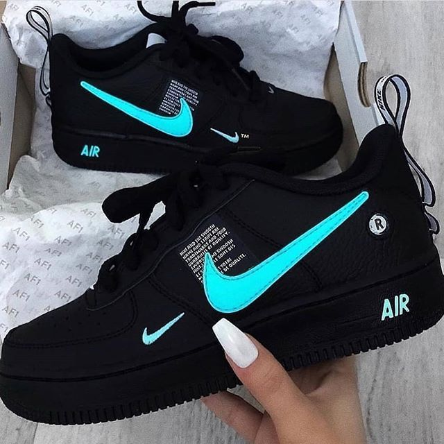 air force nike nere