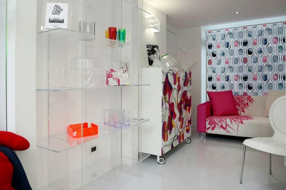 Luca Boffi Atelier in Milan.  more on www.lucaboffi.com