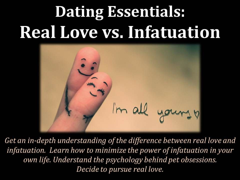 How To Get Rid Of Infatuation