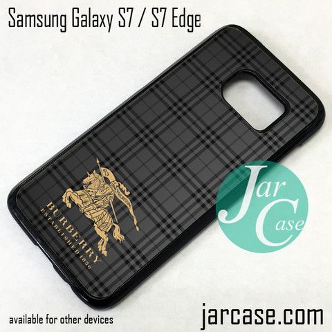 Burberry Phone Case Galaxy Note 2