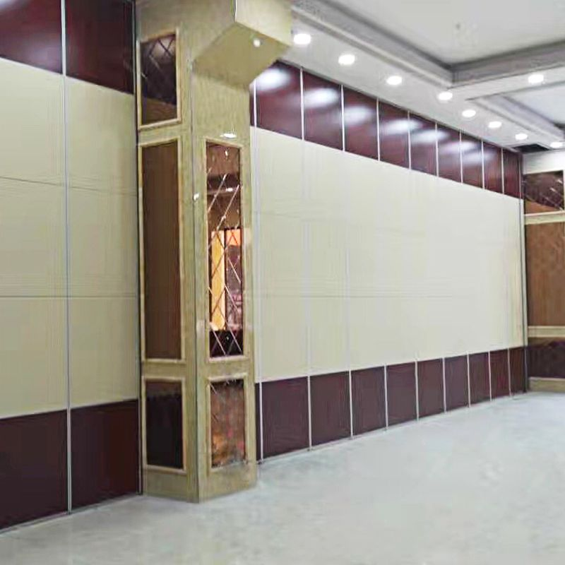 Ceiling Track Room Dividers Soundproof Folding Operable Types of