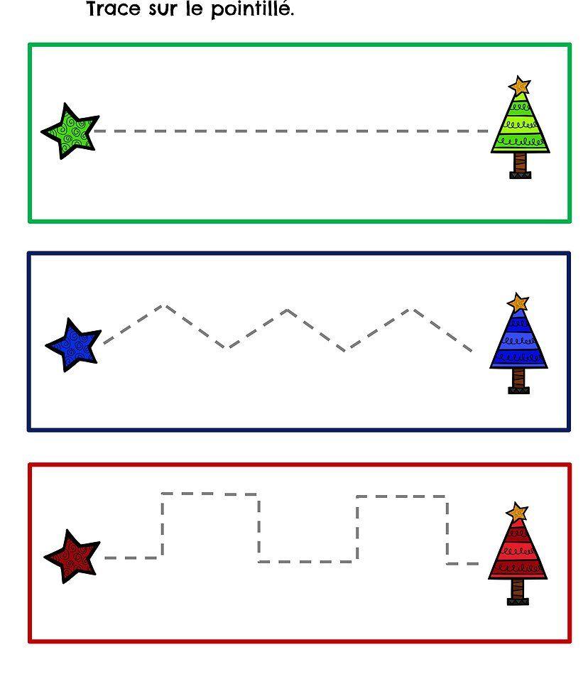 Feuille activit imprimer tracer sur le pointill for Idee activite complementaire
