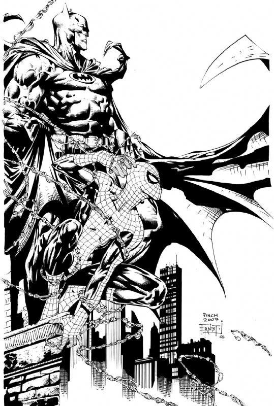 Alex Chung Photo Drawing Superheroes Comic Illustration Comic Book Characters